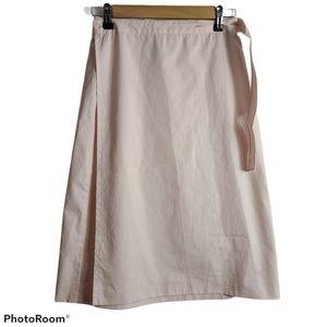 Jacob 100% cotton wrap skirt